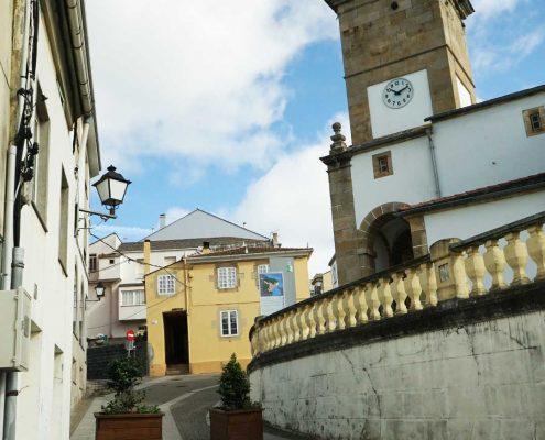 Foz - Die Dorfkirche
