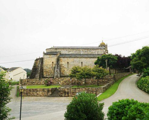 Foz - Basílica de San Martín de Mondoñedo