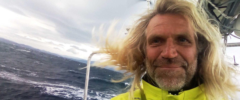 Raz am Cabo Finisterre - Bisserl viel Rückenwind