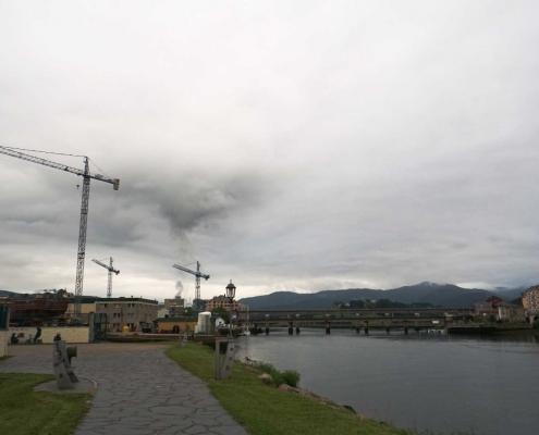 Navia, so werden Wolken gemacht