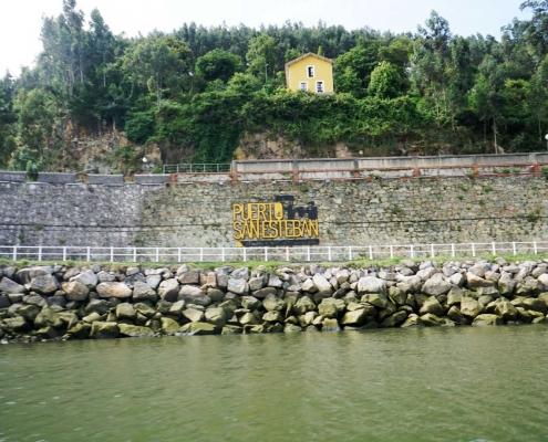 San Esteban, ein Puerto wohin man schaut ;-)