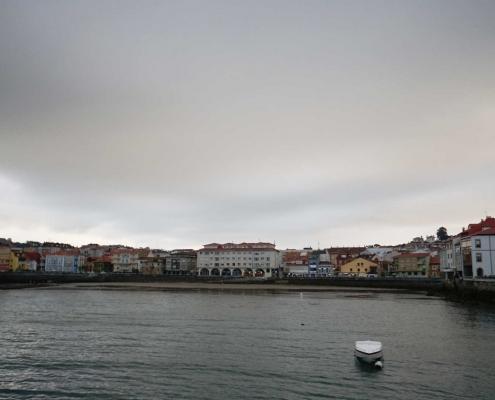 Luanco, Ankerbucht
