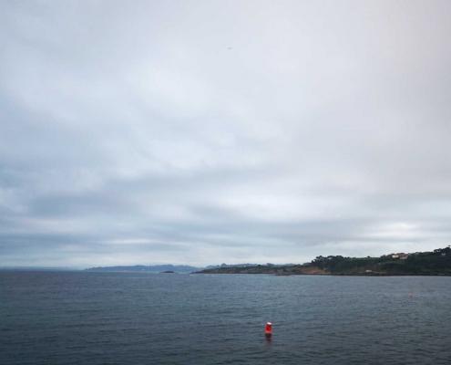 Luanco, wieder . . . geiles Wetter