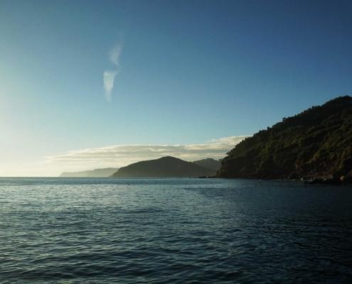 Tazones, schöne Küste