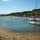El Puntal, bei Niederigwasser