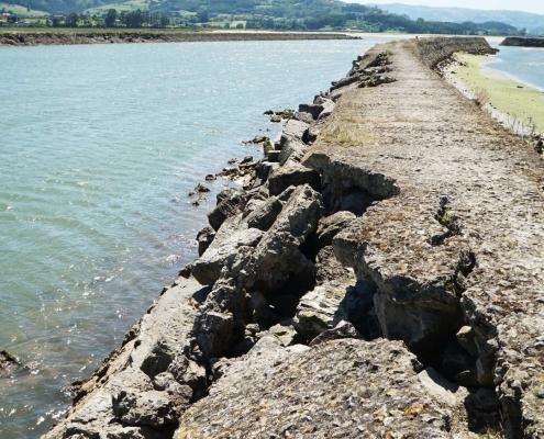 El Puntal, der Hafen ist was älter