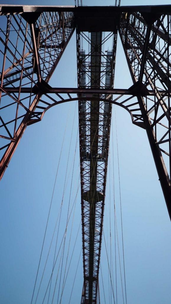 Santurzi - Puente de Viskaya