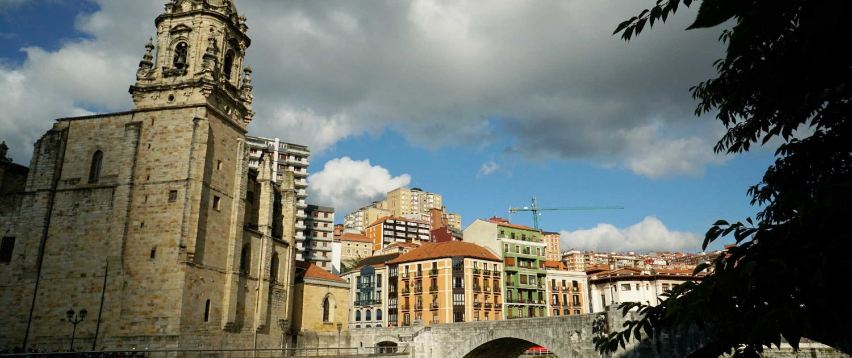 Bilbao, Altstadt
