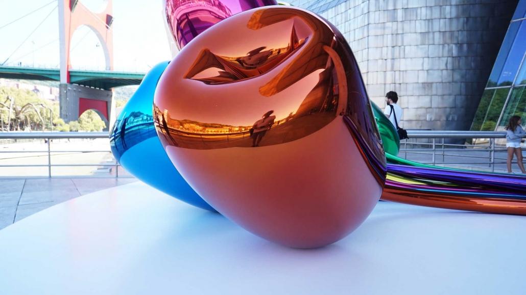 Bilbao, Guggenheim - Lollipops