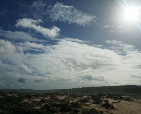 Odeceixe - Ruhe in den Dühnen im Alentejo am Strand