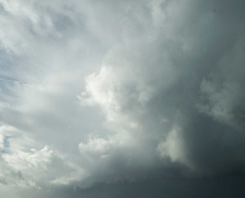 Odeceixe - Kurz vor dem Sturm