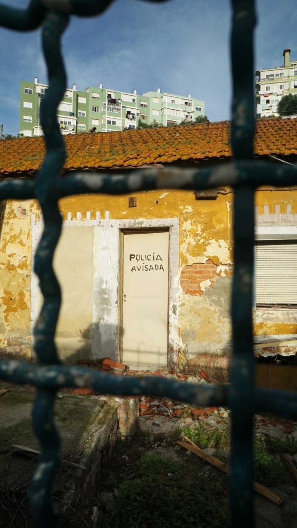 Lissabon - Im Norden vom Lissabon