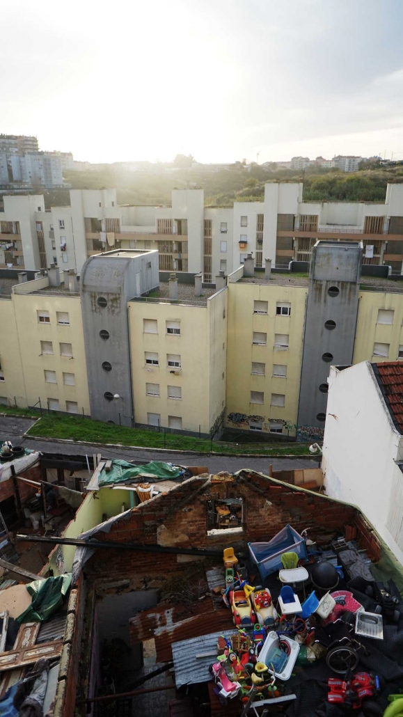 Lissabon - Es gibt noch die kleinen unentdeckten Ecken