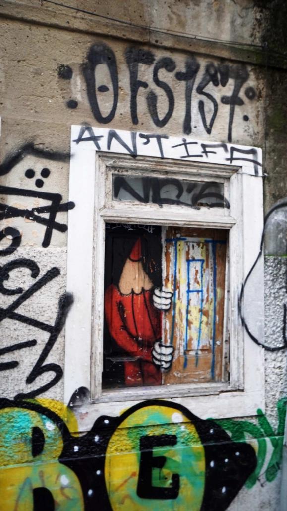 Lissabon - Street Art überall