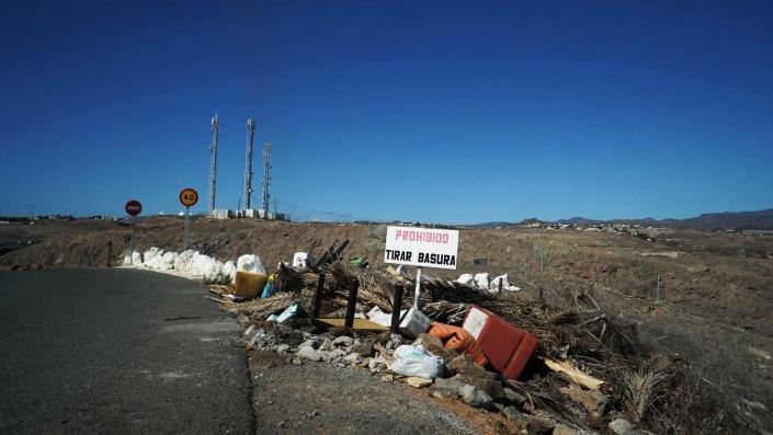 Pasito Blanco - Bitte keinen Müll hinterlassen jaja ;-)