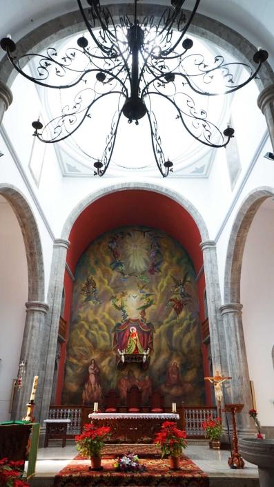 Santa Lucia - Kirche Altar